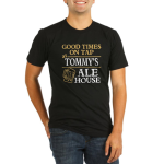 Personalized Homebrewer or Home Bar T-shirt