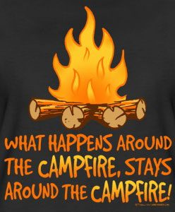 Spreadshirt-t-shirts-Campfire