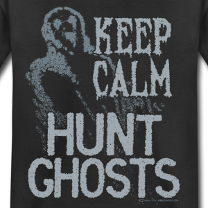 Keep Calm Hunt Ghosts T-Shirt