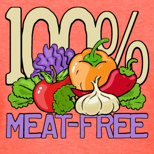 100% Meat Free T-Shirt