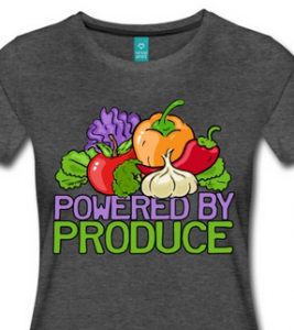 Powered by Produce T-Shirts