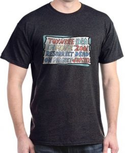 Toynbee Idea Tile replica T-Shirt Design available at CafePress.com. First version by WindyCinder.